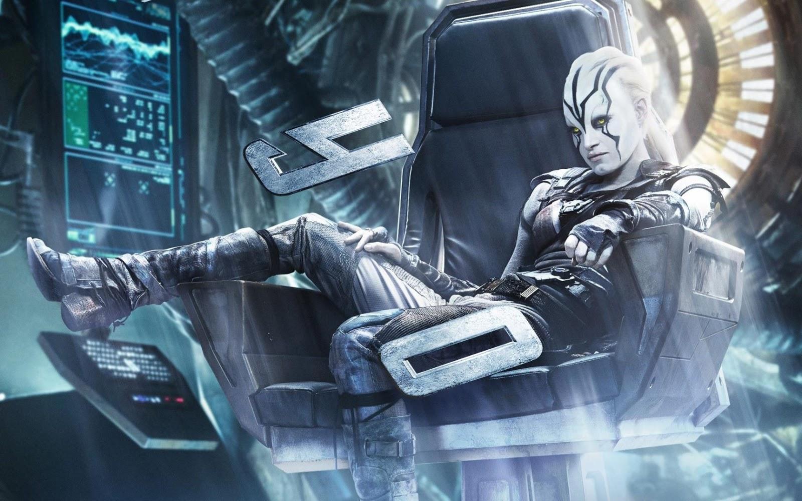 Star Trek Sci Fi Blog July 2016