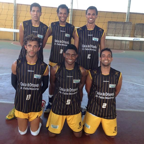 Copa Paradiso Sudeste de Voleibol  Três Rios Campeão!  4342a1bf26afe