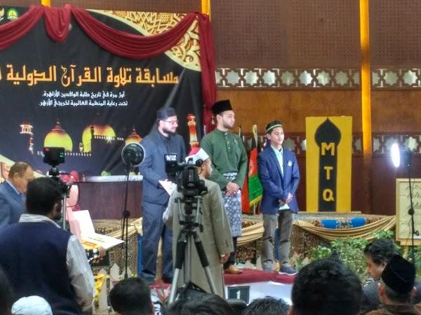 MTQ Internasional Mahasiswa Asing Al Azhar Resmi Berakhir
