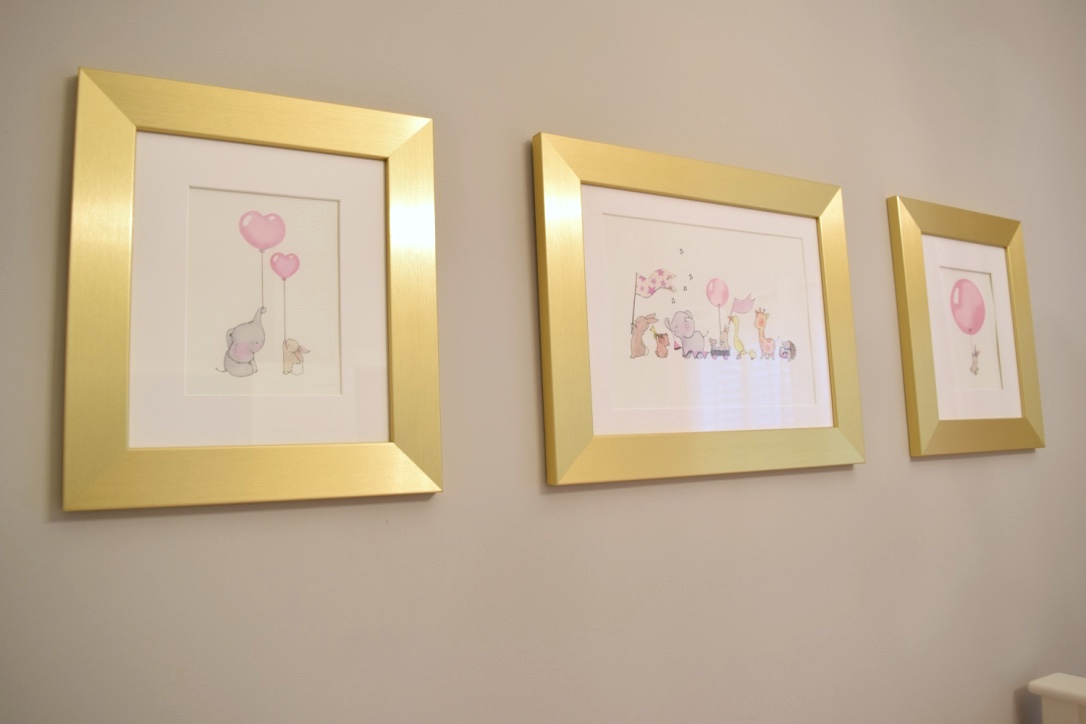 A Dash of Lisa : Baby\'s Nursery Reveal