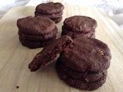 Bolachas de batata doce e chocolate (saudáveis, nutritivas e energéticas; sem açúcar)