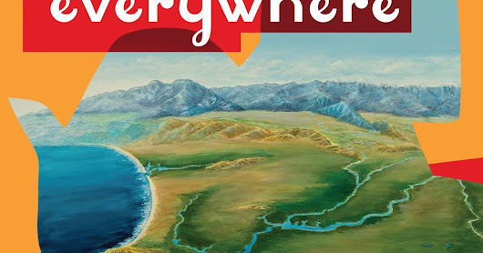 Q & A with author Barbara Crane #Giveaway Signed paperback of When Water Was Everywhere