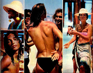 Moda anos 70. História década 70. moda década 70.