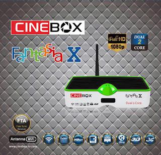 cinebox - NOVA ATUALIZAÇÃO DA MARCA CINEBOX Cinebox%2BFantasia%2BX