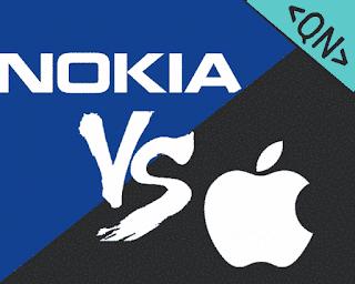 Apple vs NOKIA - Quando uma empresa não sabe perder.