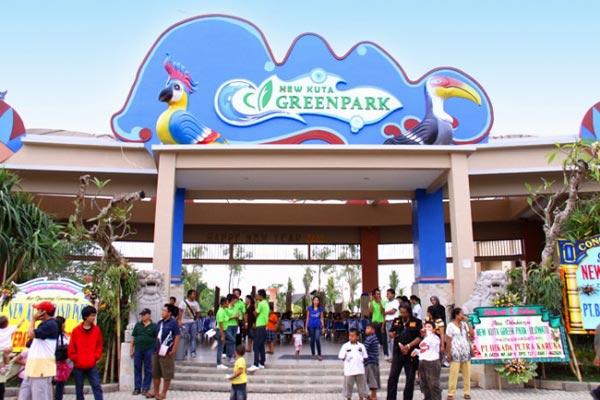 Tempat Liburan Green Park Pecatu Yang Wajib Dikunjungi