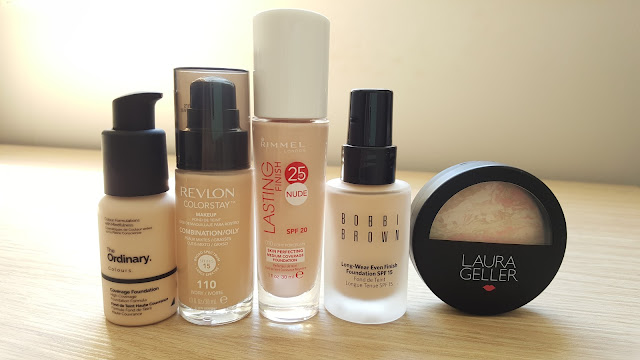 Five Foundations For Pale Skin
