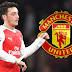 Arsenal star close to United move.