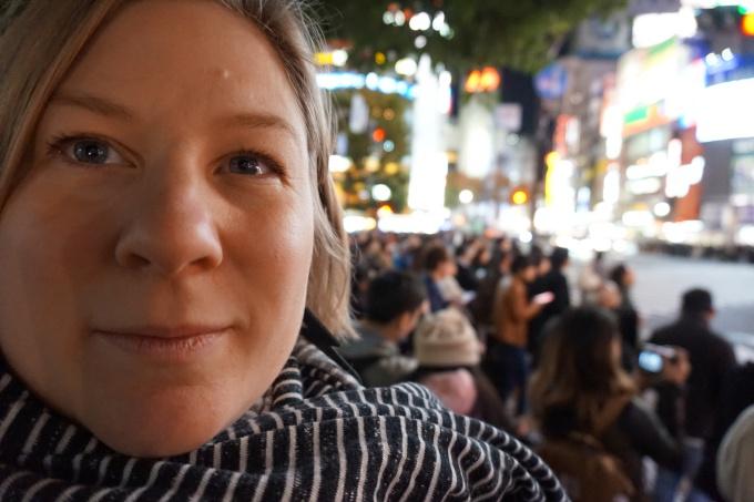 Shibuya Crossing ja Tokion vilkkain risteys / Lähinnä Kauempana -matkablogi