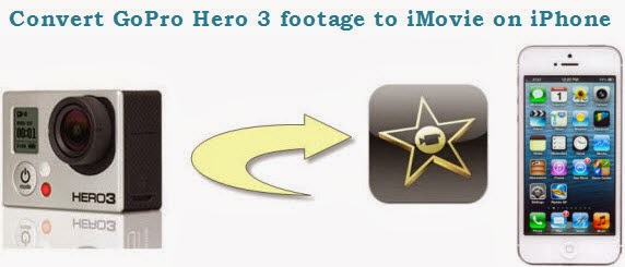 Convert GoPro Hero 3 footage to iMovie