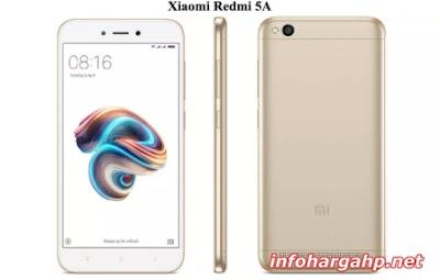Harga Xiaomi Redmi 5A, Spesifikasi Xiaomi Redmi 5A, Review Xiaomi Redmi 5A