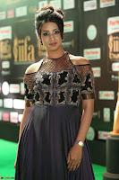 Sanjjanaa Galrani aka Archana Galrani in Maroon Gown beautiful Pics at IIFA Utsavam Awards 2017 48.JPG