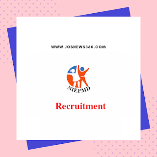 NIEPMD Chennai Recruitment 2020 for Senior Therapist