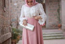 Model Baju Pesta Ibu Hamil Model Baju Dan Gamis 2019