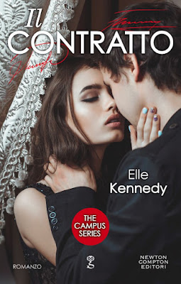 Image result for il contratto elle kennedy