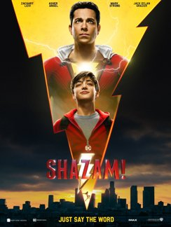 JORGINHO BLOG : Shazam (2019) 480p, 720p & 1080p x264 BluRay