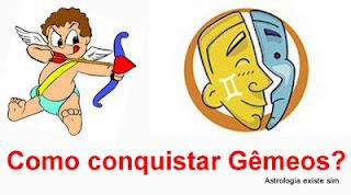 Como conquistar um geminiano