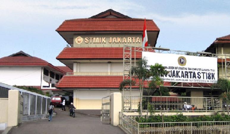 PENERIMAAN MAHASISWA BARU (STMIK JAKARTA STI&K) SEKOLAH TINGGI MANAJEMEN INFORMATIKA DAN ILMU KOMPUTER JAKARTA