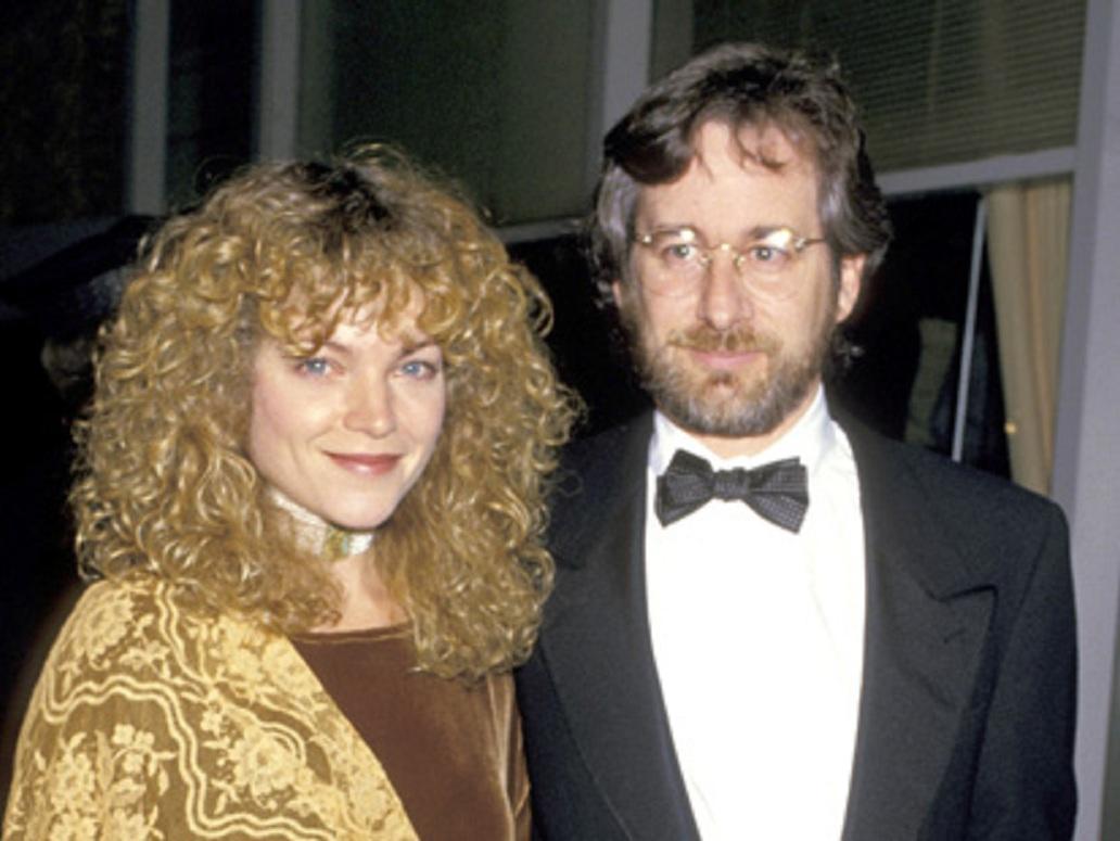 Resultado de imagen para Steven Spielberg y Amy Irving