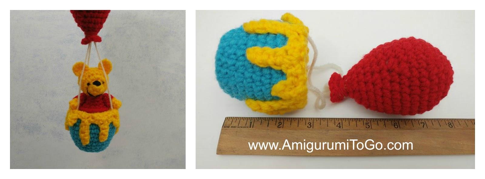 599 Best Crochet I Like - Disney Winnie the Pooh and Friends ... | 591x1600