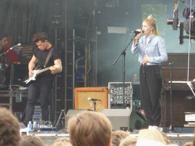 London Grammar Festival Beauregard 2014