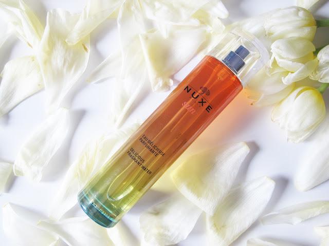 Agua Deliciosa Perfumada, de Nuxe