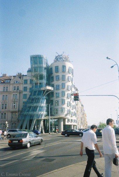 Adventures of a London Kiwi Prague Gehry
