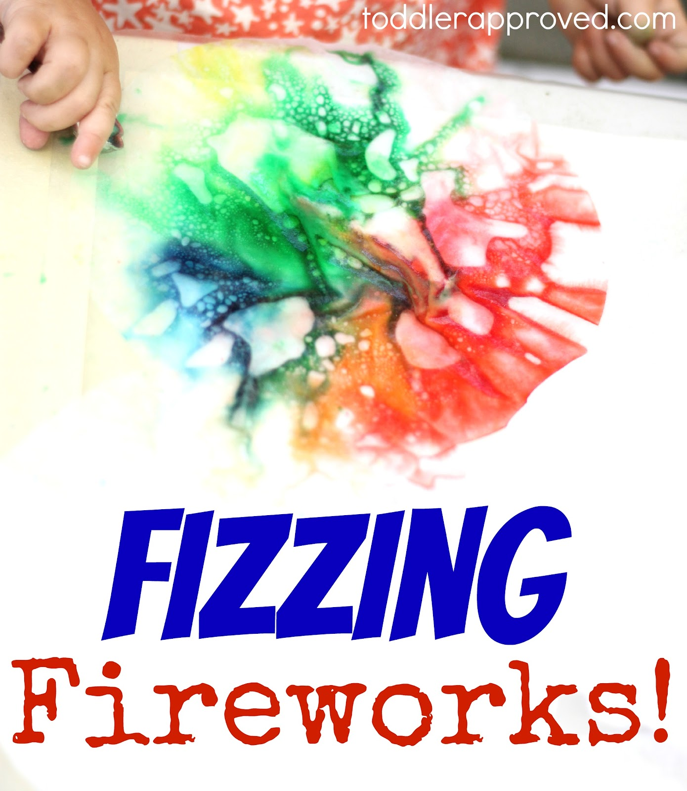 Toddler Approved Fizzing Fireworks Readforgood