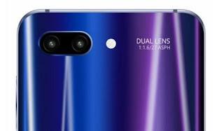 Honor 10 dual cameras