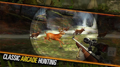 Download DEER HUNTER CLASSIC Mod Apk Latest Version