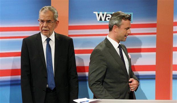 Ακυρώθηκαν και επαναλαμβάνονται οι προεδρικές εκλογές στην Αυστρία