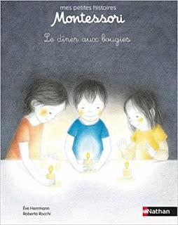 Un Dîner Aux Bougies de Eve Herrmann PDF