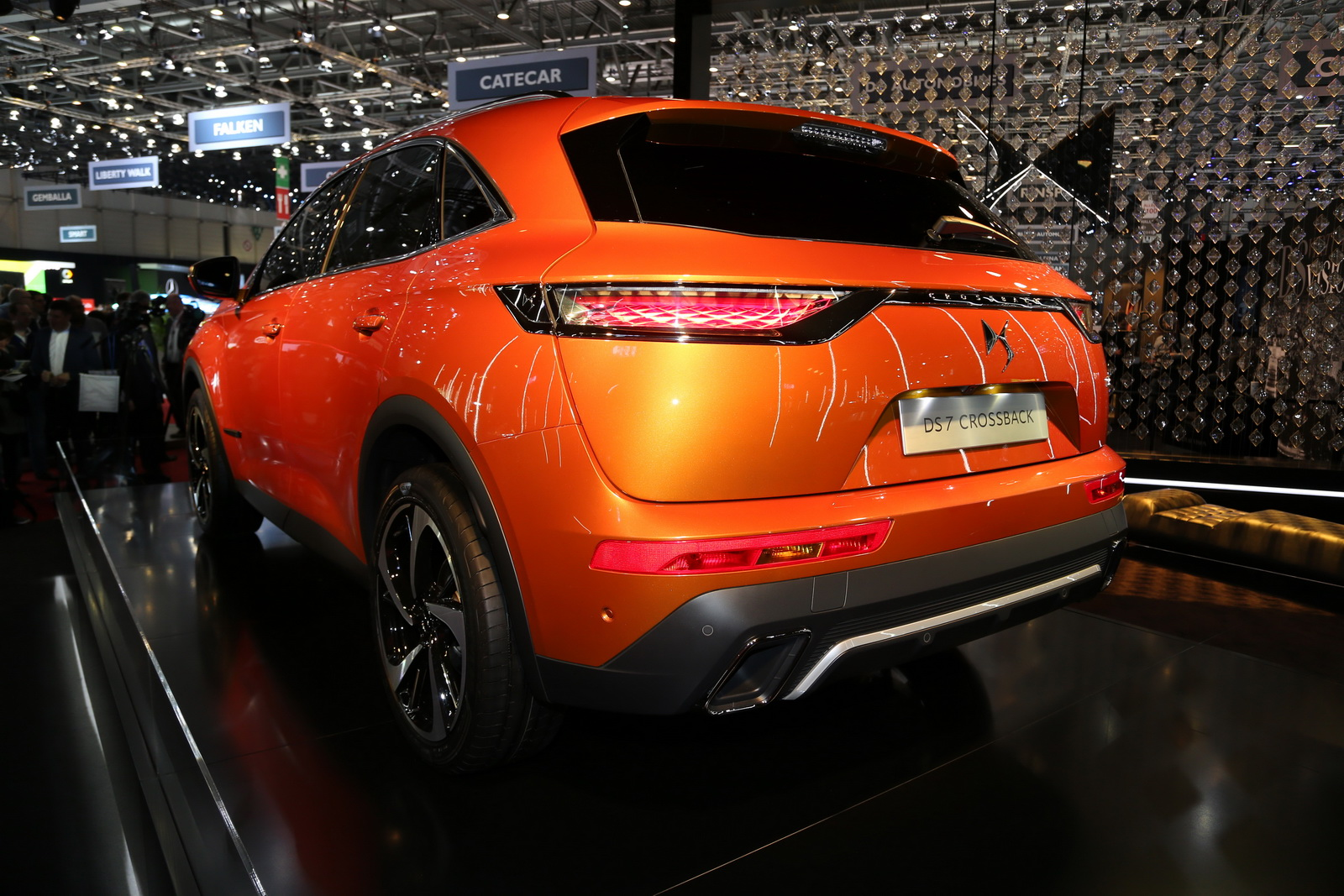 ds to rival mini countryman with all
