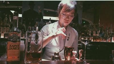Bartender-Nghề chọn mình thì phải theo