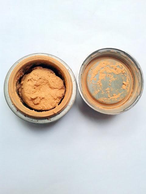 Lakme Matt Skin Natural Mousse Foundation: Golden Medium