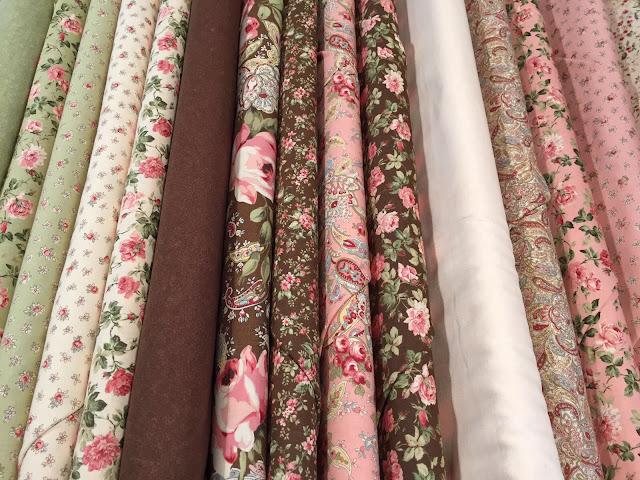 La tertulia del patch telas Moda Fabrics