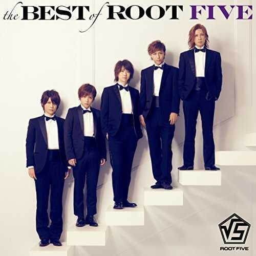 [Album] ROOT FIVE – the BEST of ROOT FIVE (2015.09.30/MP3/RAR)
