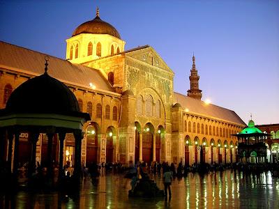 masjid syria