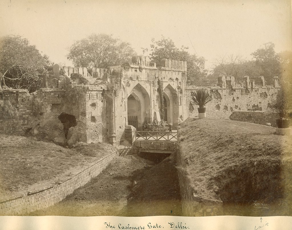 Photographs Of Old Delhi From The 19th Century Vintage