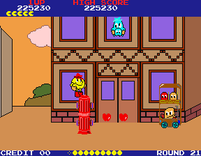 descargar videojuego portable pac land+Pac-Land+arcade+game+portable+download free