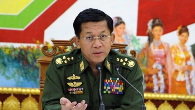 Amnesty Sebut Jenderal Hlaing Terlibat Kejahatan Atas Rohingya