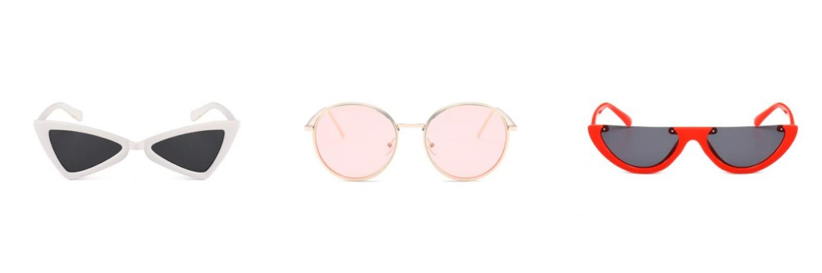 401cf80950813 Mas e a gora se você está se perguntando onde comprar eu separei pra vocês  vários óculos vintages babados na Rosegal, parceira do blog, pra você sair  ...