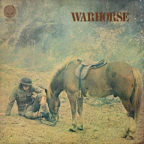 WARHORSE - WARHORSE (1970)