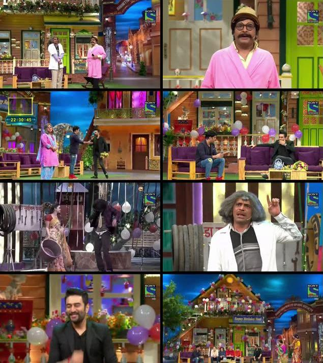 The Kapil Sharma Show 17 Sept 2016 HDTV 480p