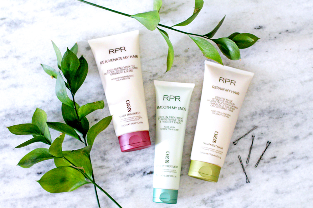 RPR haircare - UK style & beauty blog