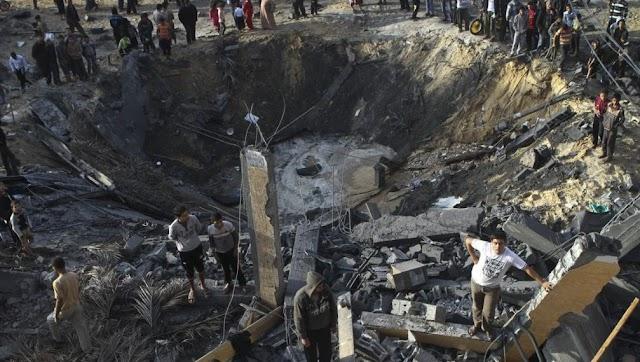 104 Muertos, y 900 heridos de los ataques de Israel a Gaza