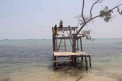 Lokasi Pantai Viovio Batam