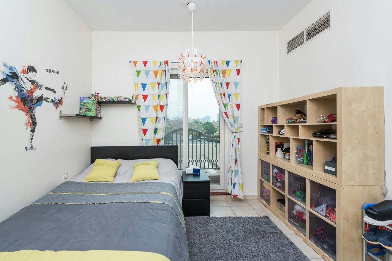 Rental Dubai Spacious 4 Bedroom Townhouse Oliva Victory Heights Sports City