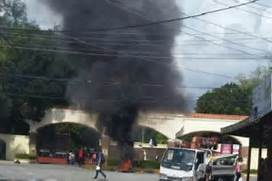 Suspenden la docencia en la USAD por disturbios
