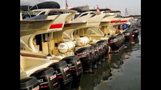 kapal speedboat